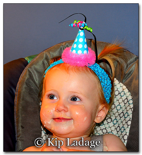 Emerson's First Birthday - © Kip Ladage
