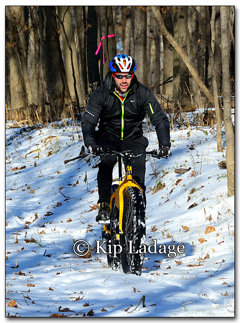 Bicycling in Winter (232117)