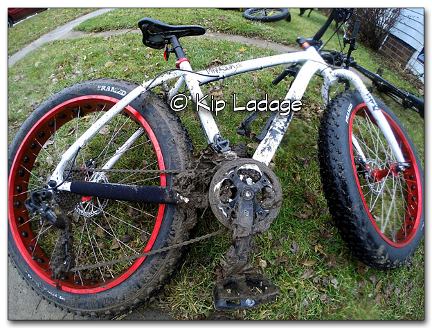 Fat Tire Biking in Mud - Image 291272r