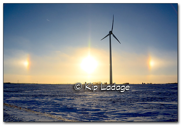 Sundogs and Wind Generators - Image 293704