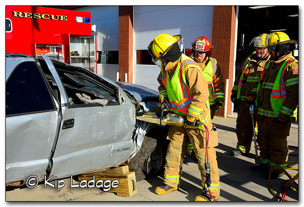 Vehicle Extrication Training - Image 310257