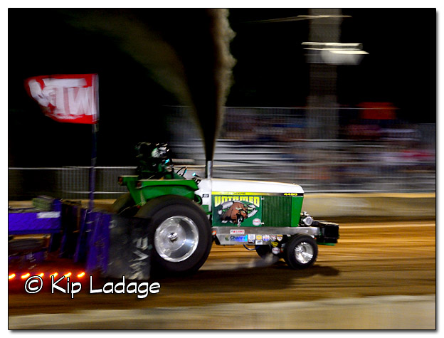 Bremer County Fair 2015 NTPA Tractor and Truck Pull - Image 322888