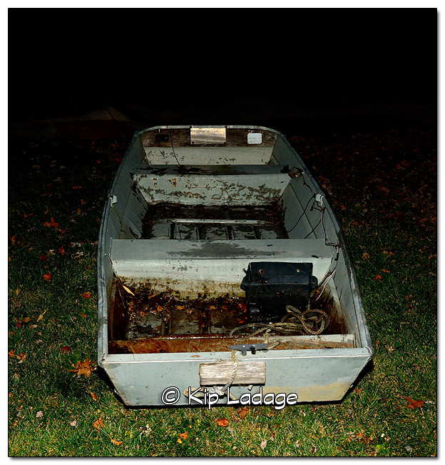 Flat Bottom Boat of Memories - Image 345859