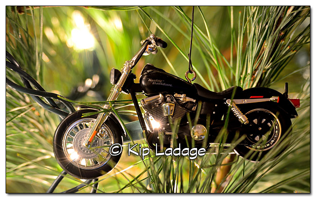 Harley Davidson Christmas Decoration - Image 348798