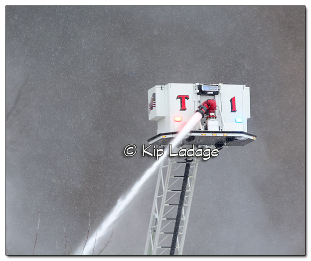 Charlie's Fire in Mason City - Image 351276