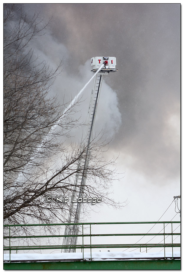 Charlie's Fire in Mason City - Image 351282