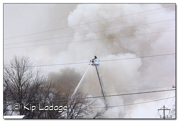 Charlie's Fire in Mason City - Image 351286
