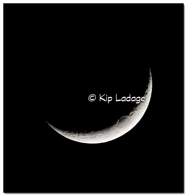 Waxing Crescent Moon - Image 362237
