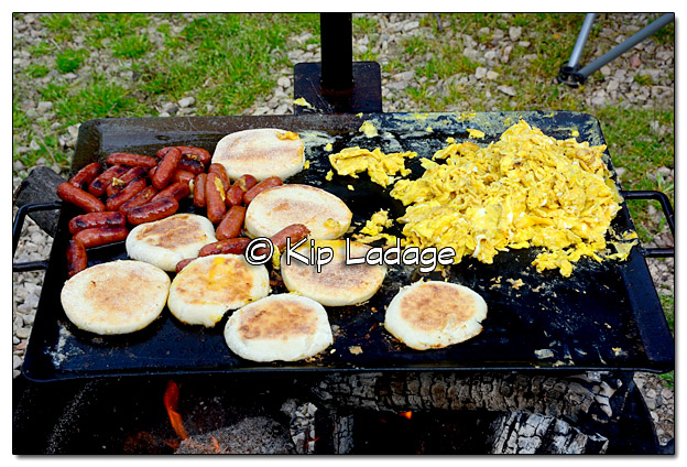 Mother's Day Camping Breakfast - Image 378477
