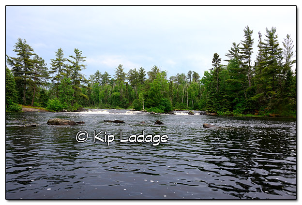 BWCA 2016 - Rapids on Kawishiwi River - Image 386841