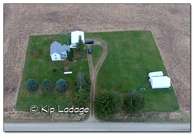 Acreage From the Air