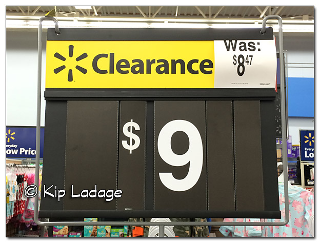 Clearance Pricing