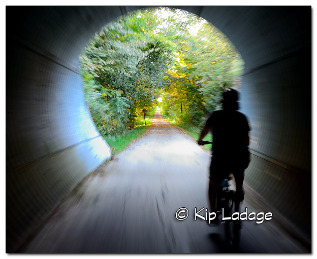 Biking the Waverly Rail Trail - Image 464660 (© Kip Ladage)