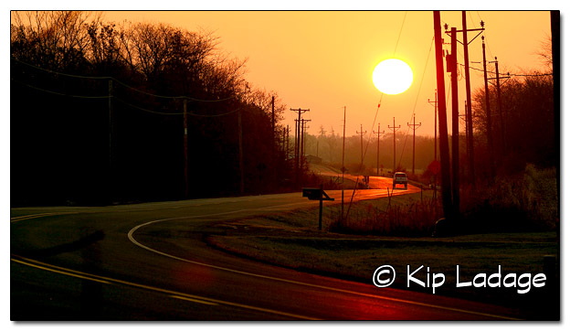 Sunrise in Butler County - Image 472265 (© Kip Ladage)