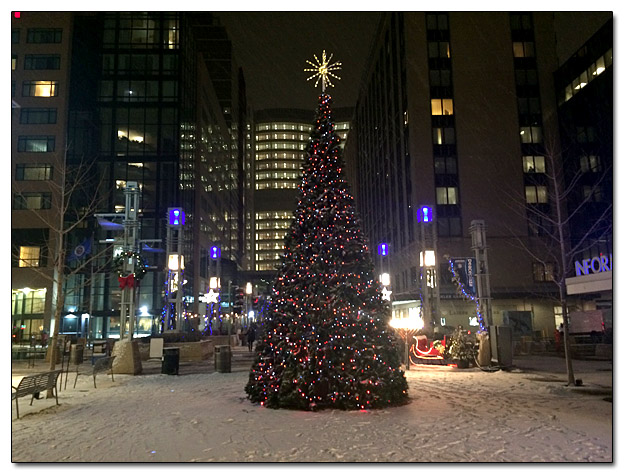 Christmas Season at Mayo Clinic