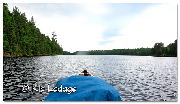 Canoeing After the Storm in the Boundary Waters Canoe Wilderness Area - Image 510439 (© Kip Ladage)