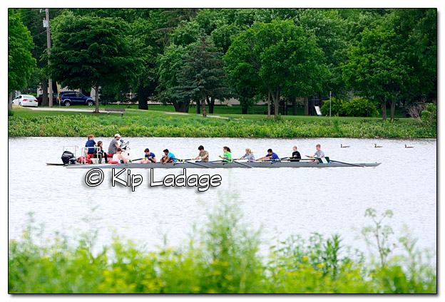 Rowers at Silver Lake Park - Image 508979 (© Kip Ladage)