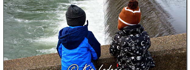 """Grandsons at the """"Waterfall"""" - Image 602247 (© Kip Ladage)"""
