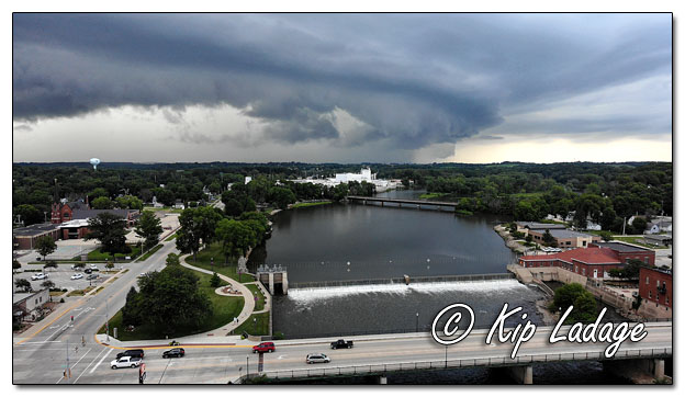 Storm Clouds Over Waverly - Image 644458 (© Kip Ladage)