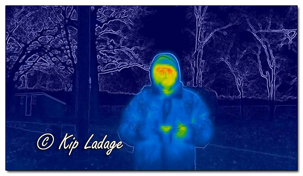 FLIR Image in Cold Weather - Close - Image 663526 (© Kip Ladage)