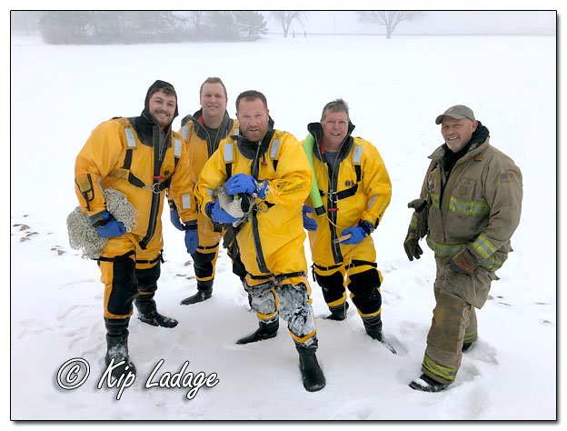 Goose Rescue Team (there were more involved) - Image 0638r (© Kip Ladage)