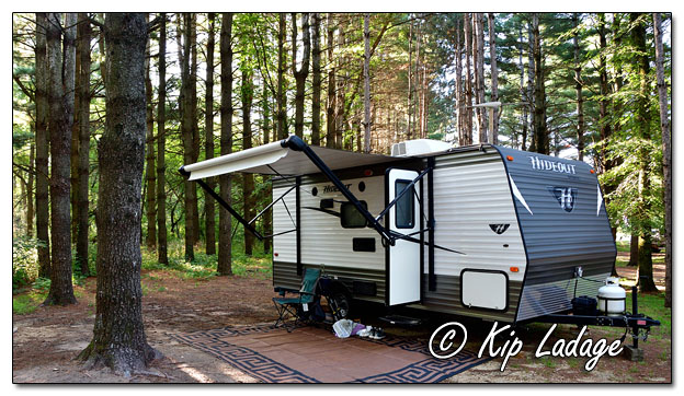 Camping in the Pines - Image 703969 (© Kip Ladage)